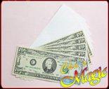 Street Magic Trick -  Paper to Money