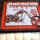OCC Pillow Pannels / Black Widow Bike