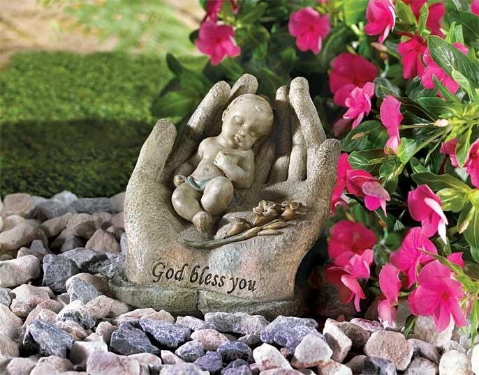 LORD`S BLESSING FIGURINE