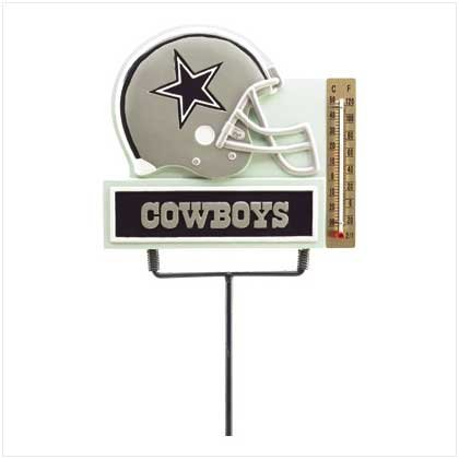 DALLAS COWBOYS THERMOMETER STK