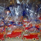 Fire Truck Cookie Fire Engine Cookie