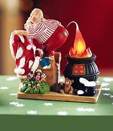 WARM IT UP SANTA CHRISTMAS NIGHTLITE