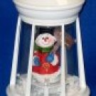 Lighted Snow-Blowing Lantern-PENGUIN