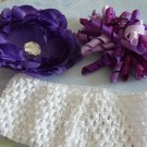 Boutique Hair Bow Set - Purple