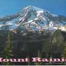 Mount Rainer Postcard