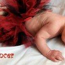 2 color tutu w/ embellishment INFANT