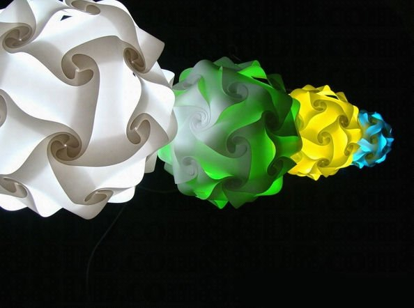 Iq Jigsaw Lamp XL Indoor Outdoor Lighting