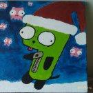 Christmas GIR from Invader Zim