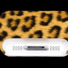 Cheetah Print Ipod Dock Skin