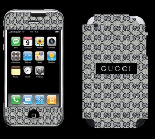 Gucci Iphone Skin