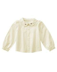 NWT GYMBOREE SWEETER THAN CHOCOLATE Shirt Blouse Top 8