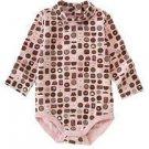 NWT GYMBOREE SWEETER CHOCOLATE Bonbon Turtlenk Shirt 3T