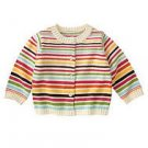 NWT GYMBOREE   LOTS OF DOTS  GIRLS CARDIGAN SWEATER 3 6