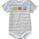 NEW GYMBOREE BY THE SEASHORE Onesie Shirt Preemie  7 lb