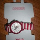 NWT GYMBOREE WINTER SNOWFLAKE CANDY CANE WATCH 4 5 6 7