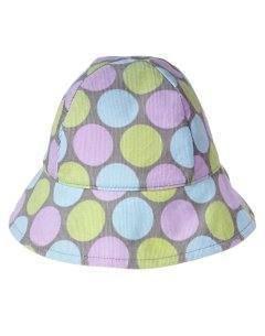 NWT GYMBOREE POLKA DOT ELEPHANT Girls Bucket Hat 18 24