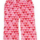 NWT GYMBOREE  FULL OF HEART Cotton Knit Pants Girls 3T