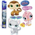 LITTLEST PET SHOP Removable WALL STICKERS Decor BNIP