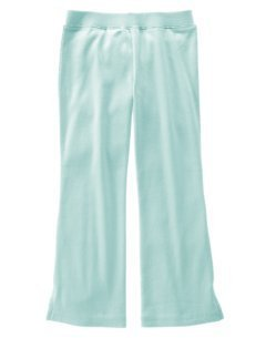GYMBOREE NWT  WINTER SNOWFLAKE Blue Knit FLARE Pants 10