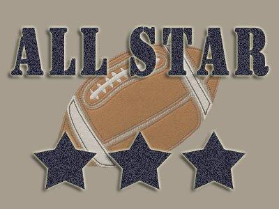NWT GYMBOREE  ALL STAR FOOTBALL  BODYSUIT SHIRT TOP 3 6