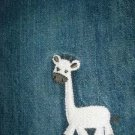 NWT GYMBOREE ARGYLE ANIMALS GIRAFFE Denim Jeans 12 18