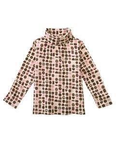 NEW GYMBOREE SWEETER THAN CHOCOLATE Turtleneck Shirt 7