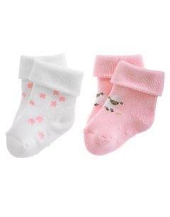 NWT GYMBOREEBrand NEW BABY Lamb Socks 2 Pr 12 18 mos