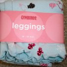 NWT GYMBOREE WINTER SNOWFLAKE BLUE MITTEN LEGGING 12 18