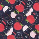 NWT GYMBOREE PREP SCHOOL GIRLS KNIT TIGHTS APPLES 2T 3T