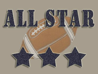 NWT GYMBOREE ALL STAR FOOTBALL SHIRT TOP SWEATER 6 9 12