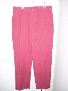 VINEYARD VINES Men's Dock pants NWT 35x32 Sailor RED