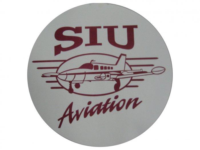 2in. Round Flight Bag Sticker