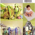 Butterick B5005 Diaper Bag, Changing Pad and Pacifier Case Uncut