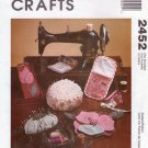 McCall's Crafts 2452 Sewing Accessories Uncut