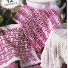 Dishcloths by the Dozen - 12 designs - New