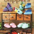 Big Book of Slippers - Crochet - New