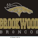 Brookwood Broncos horse