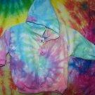 Tie Dyed Baby Hoodie