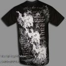 "NWT Christian ""SEPARATE"" Mens/Boys Gray T-Shirt Large"