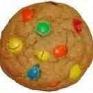 Gourmet Homemade M&M Cookies