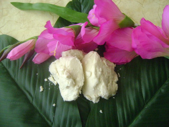 Raw Unrefined Shea Butter 8oz