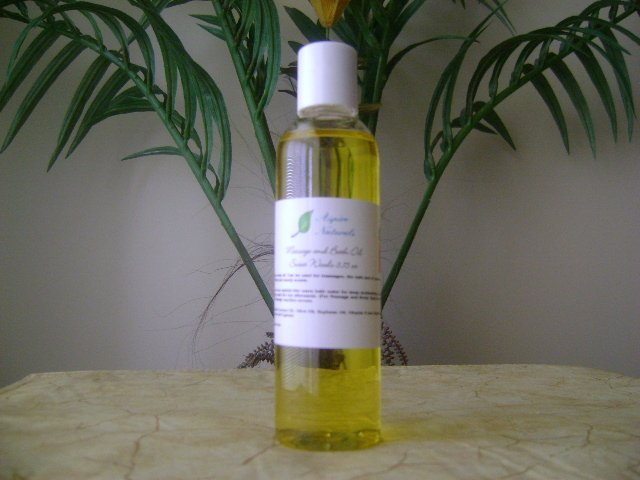 Massage and Bath Oil 4 oz