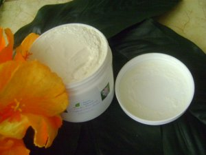 Lavender Rosemary Whipped Shea Butter 4 oz jar (2.5 oz net wt)