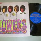 The Rolling   Stones  Flowers  LONDON PS 509  Record  LP