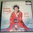 Puccini  Madama Butterfly  Complete  Renata Tebaldi  3 Record Box Set