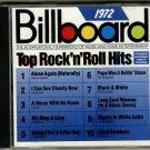 1972  Billboard Top Rock 'n' Roll Hits   CD