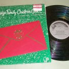 A Partridge Family Christmas Card  LP w/ Card  Davis Cassidy