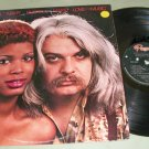 Leon & Mary Russell  Make Love To The Music  Record LP