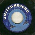 Standard Orchestra / Elsie Stevenson and Frank C. Stanley  78 rpm Record  UNITED 802