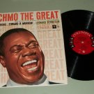 Satchmo The Great  Louis Armstrong  Edward R. Murrow Records LP